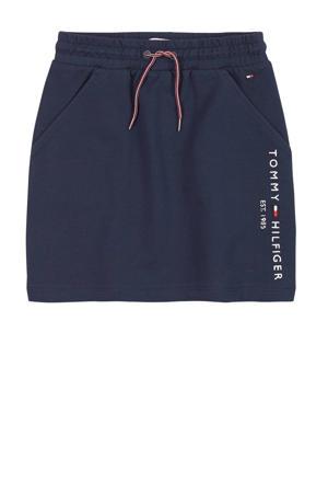 rok met logo donkerblauw