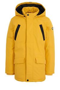 Vingino  winterjas Tjan warm geel, Warm geel