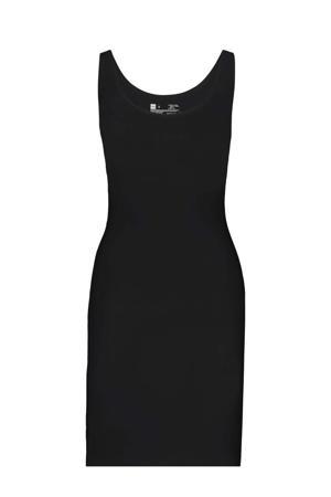 corrigerende jurk zwart
