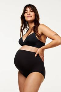 HEMA zwangerschapsslip zwart, Zwart