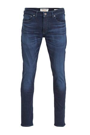 slim fit jeans Jamie worn in blue