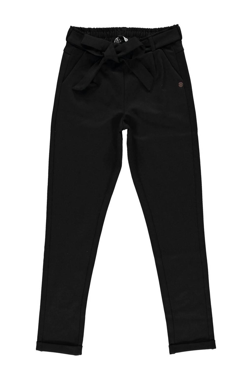 Cars regular fit broek Jesiah zwart, Zwart