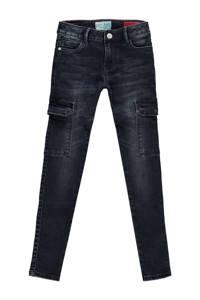 Cars skinny jeans Revi dark used, Dark used