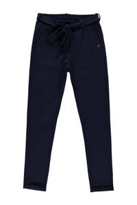 Cars regular fit broek Jesiah donkerblauw, Donkerblauw