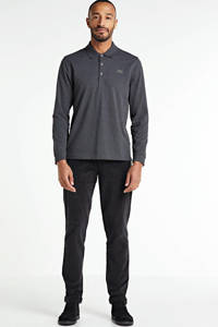 Lacoste regular fit polo antraciet, Antraciet