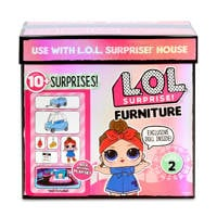 L.O.L. Surprise!  Furniture: Road Trip with Ca Do Bab