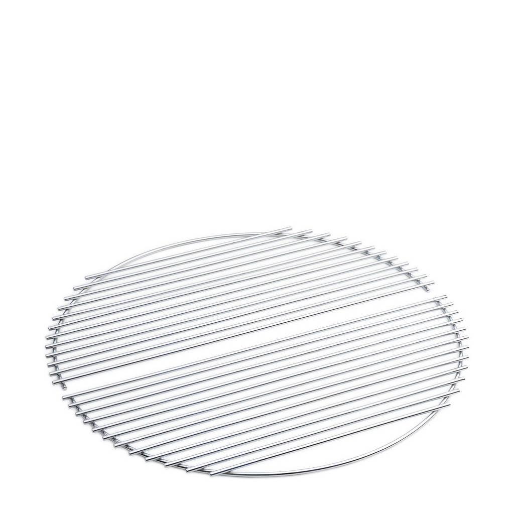 Höfats Bowl grillrooster (Ø57 cm), Zilver
