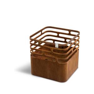 Cube vuurkorf (multifunctioneel)