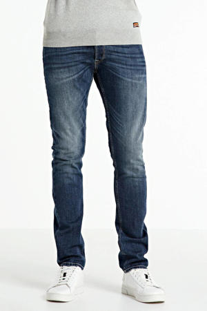 straight fit jeans Grover medium blue