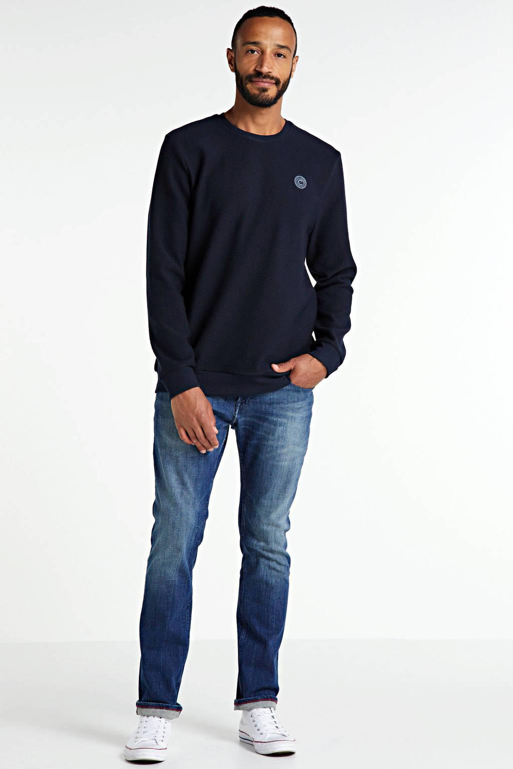 Cars sweater donkerblauw, Donkerblauw