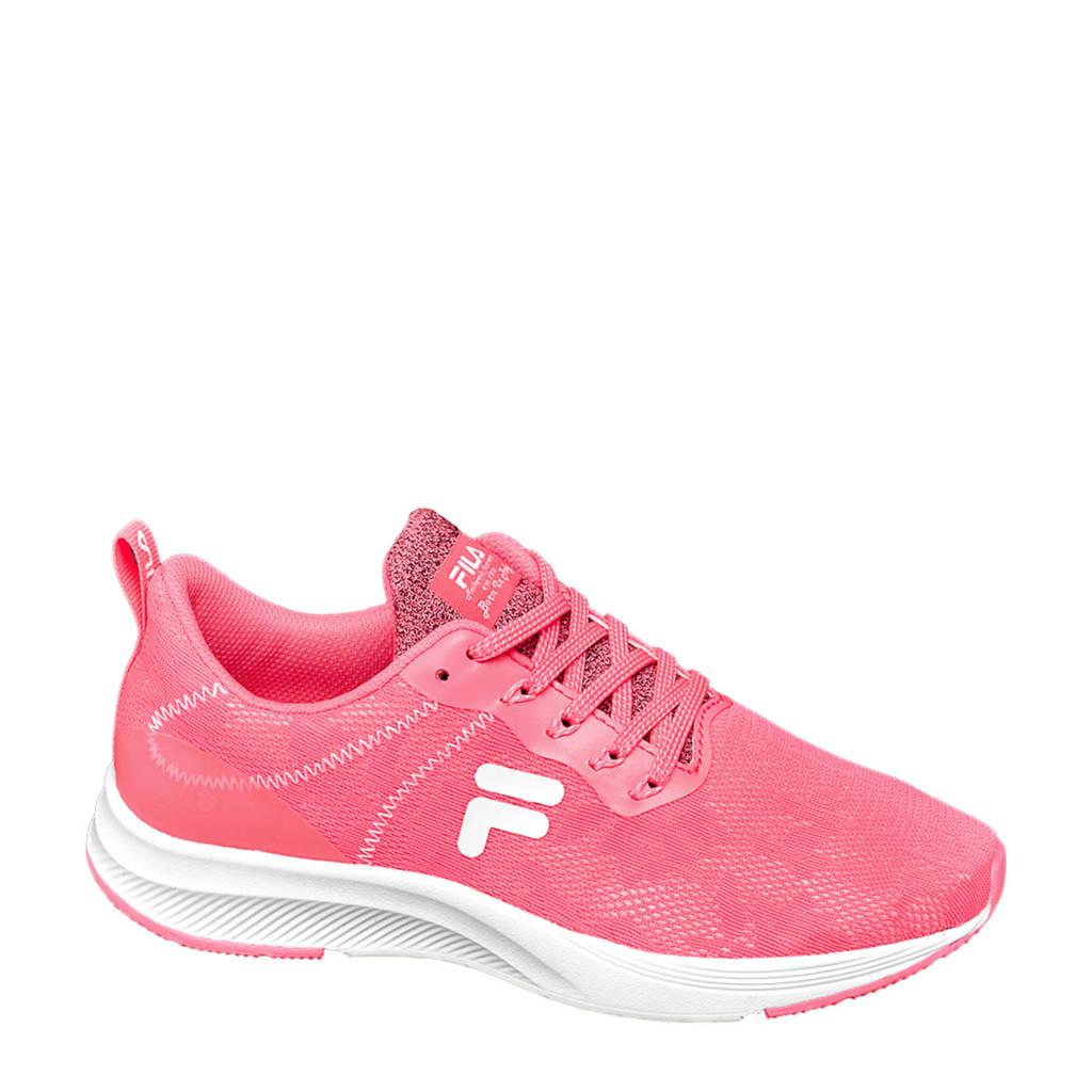 Fila Helen  sneakers roze, Roze/wit