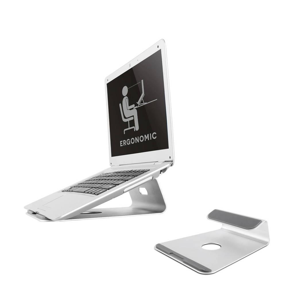 NewStar NSLS025 laptopstandaaard, Zilver