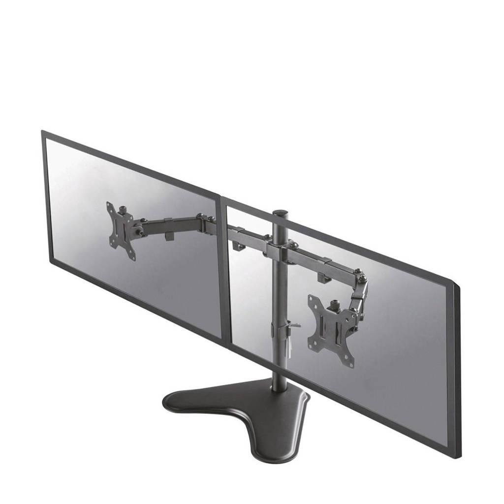 NewStar FPMA-D550DD monitorsteun, Zwart