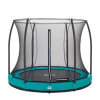 Salta Comfort Edition Ground trampoline Ø213 cm, Groen