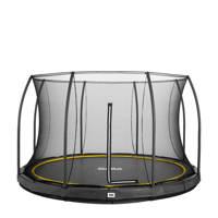 Salta Comfort Edition Ground trampoline Ø366 cm, Zwart
