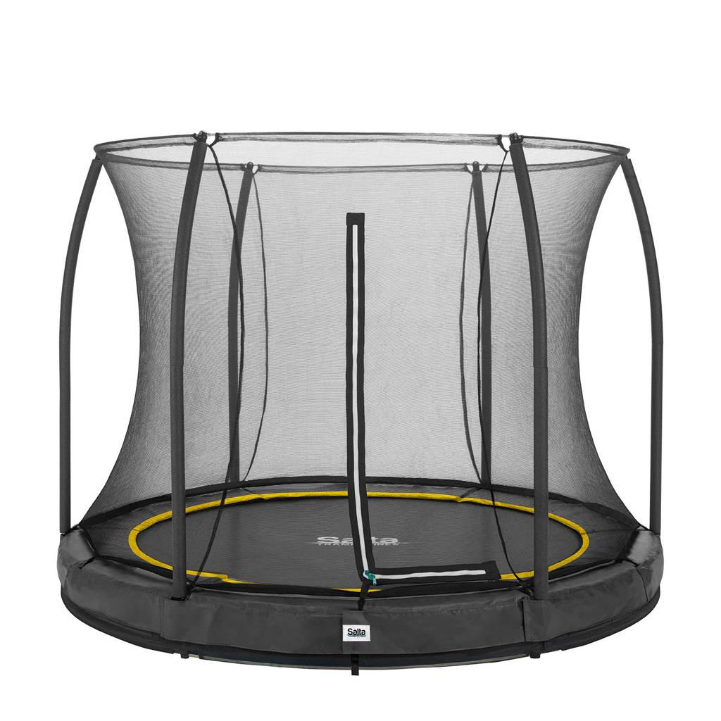 Salta Comfort Edition Ground trampoline Ø213 cm, Zwart