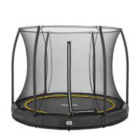 Salta Comfort Edition Ground trampoline Ø251 cm, Zwart