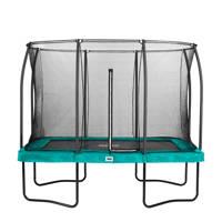 Salta Comfort Edition trampoline 214x305 cm, Groen