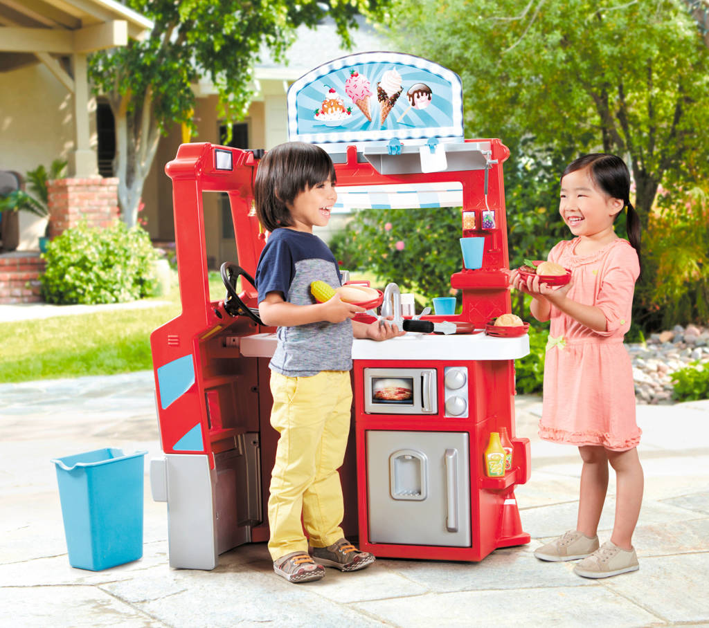 Little Tikes Keuken Foodtruck