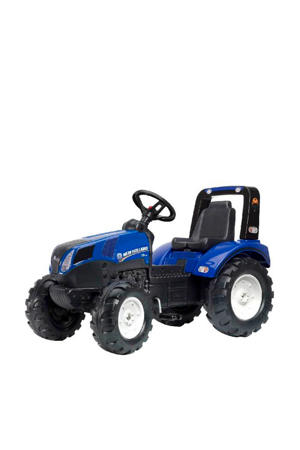 New Holland tractor 3/7