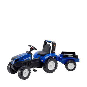 New Holland tractor set 3/7