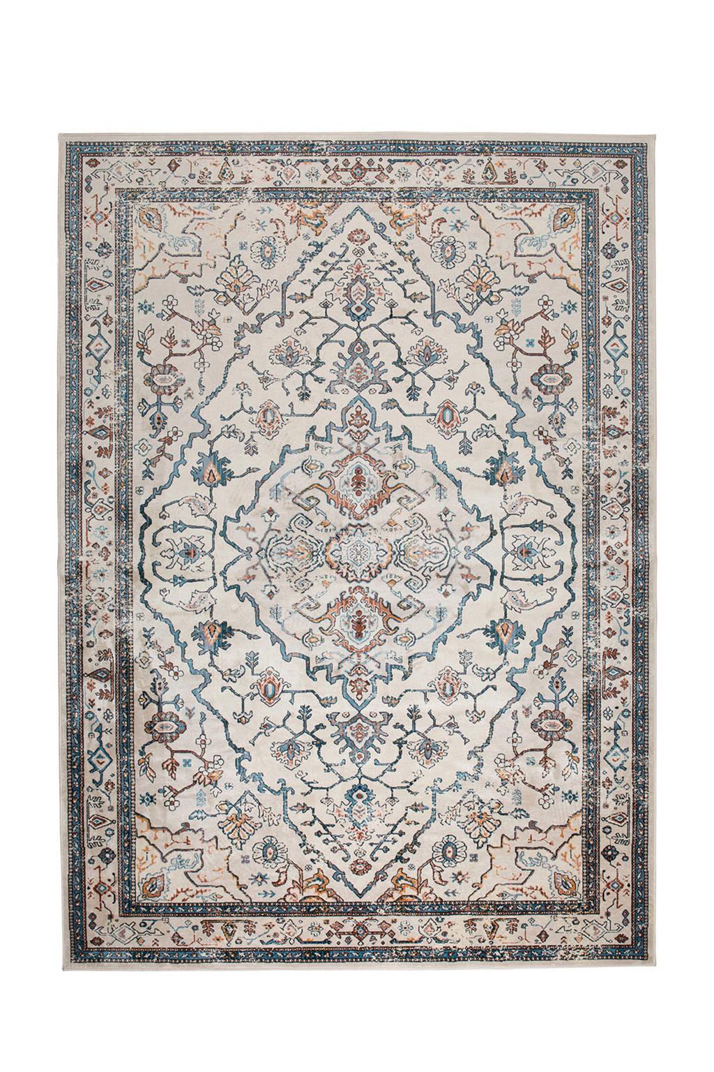 Zuiver vloerkleed Trijntje  (300x200 cm), Blauw