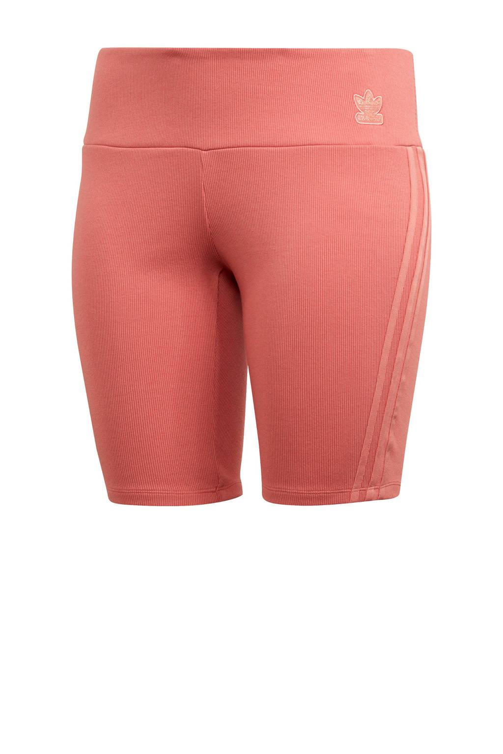 adidas Originals New Neutral Plus Size cycling short oudroze, Oudroze
