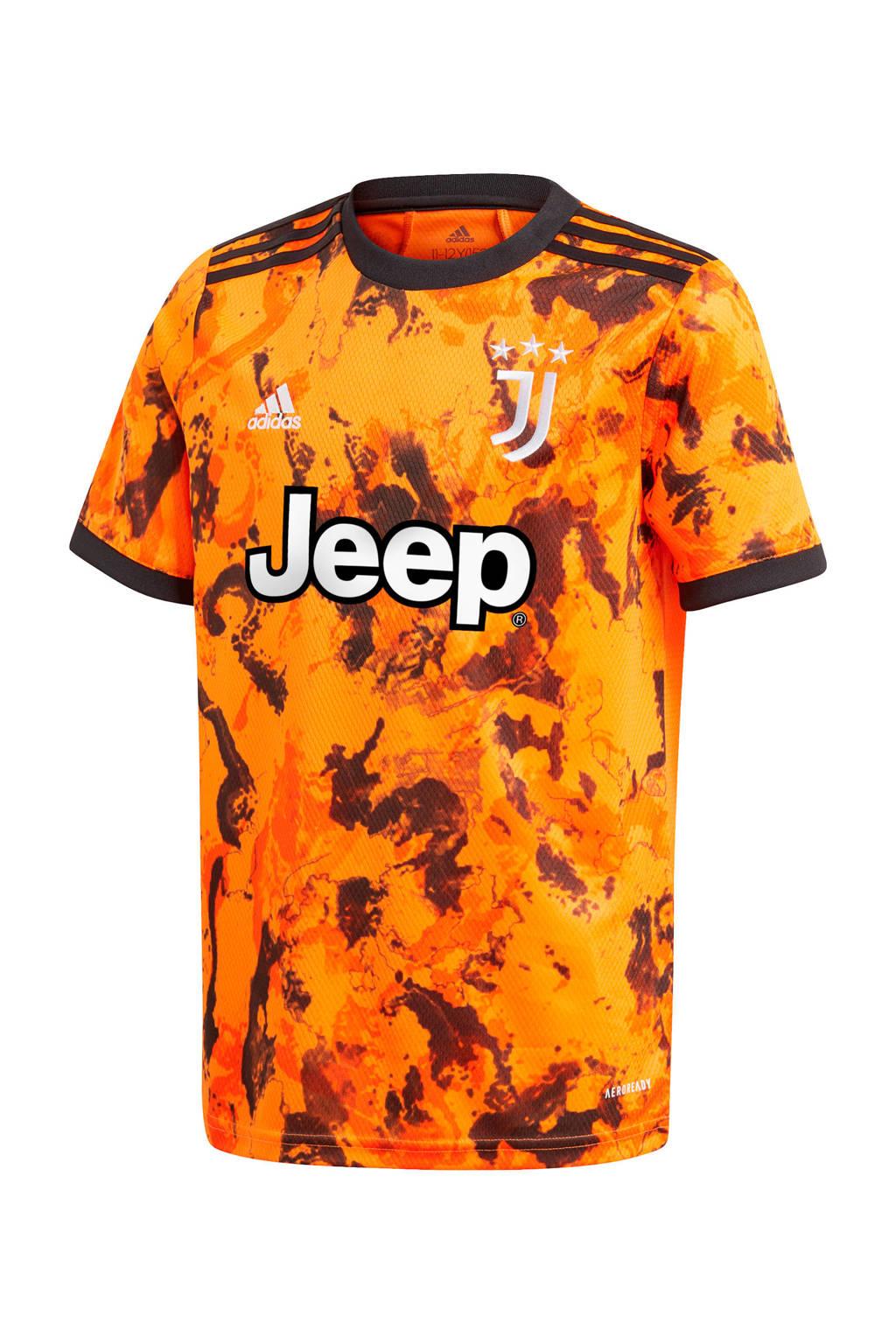 adidas Performance Junior Juventus voetbalshirt oranje, Oranje