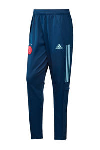 adidas Performance Senior Ajax trainingsbroek donkerblauw, Donkerblauw
