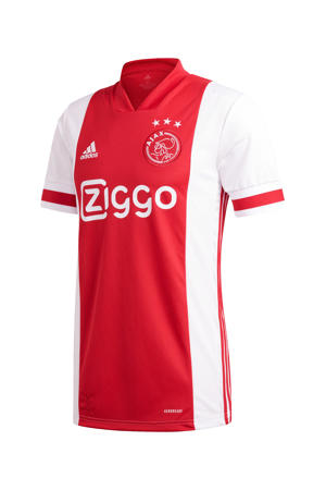 Senior Ajax thuis T-shirt rood/wit
