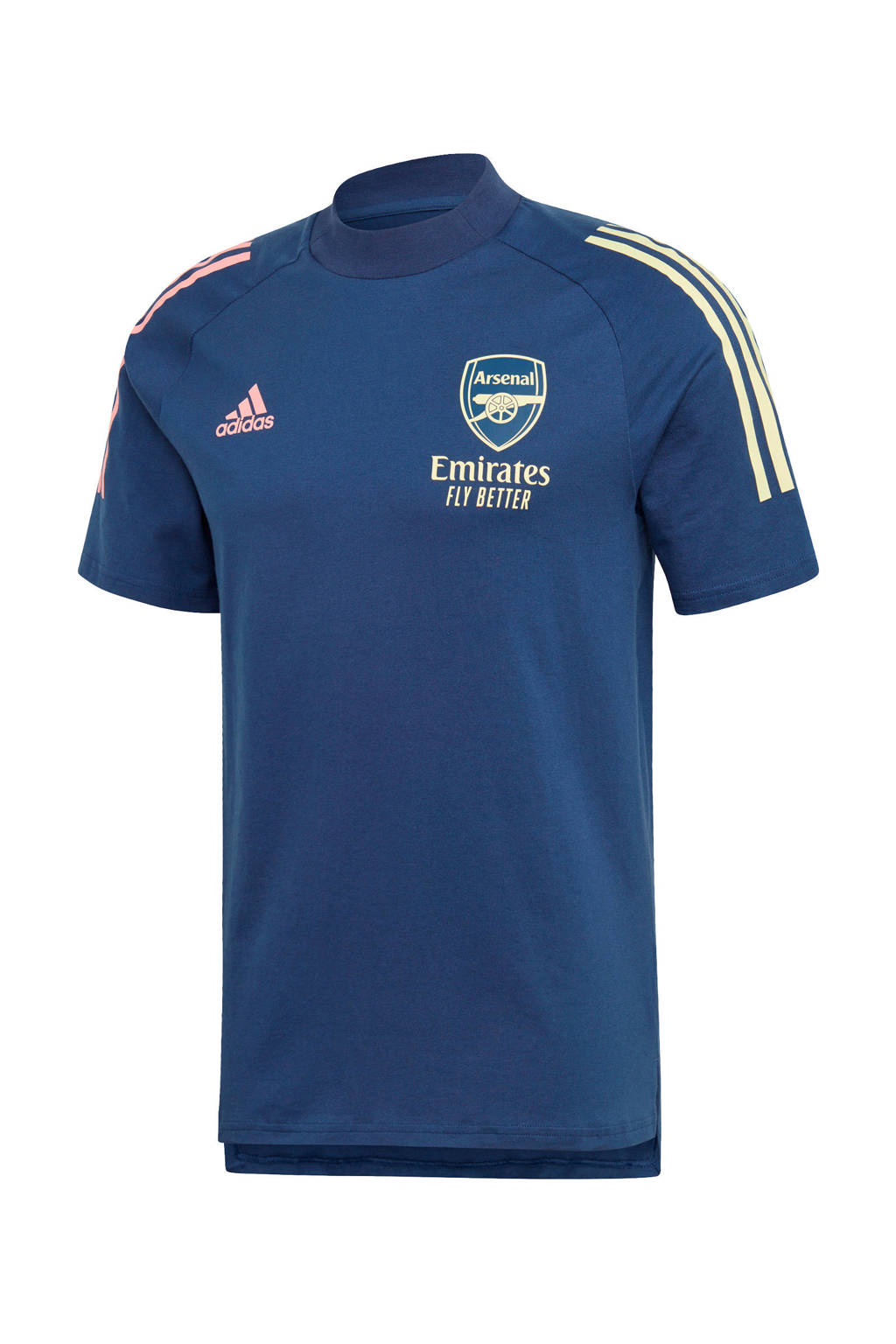 adidas Performance Senior Arsenal FC T-shirt blauw, Blauw