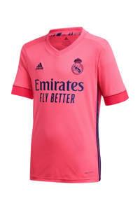 adidas Performance Junior Real Madrid uit T-shirt roze, Roze