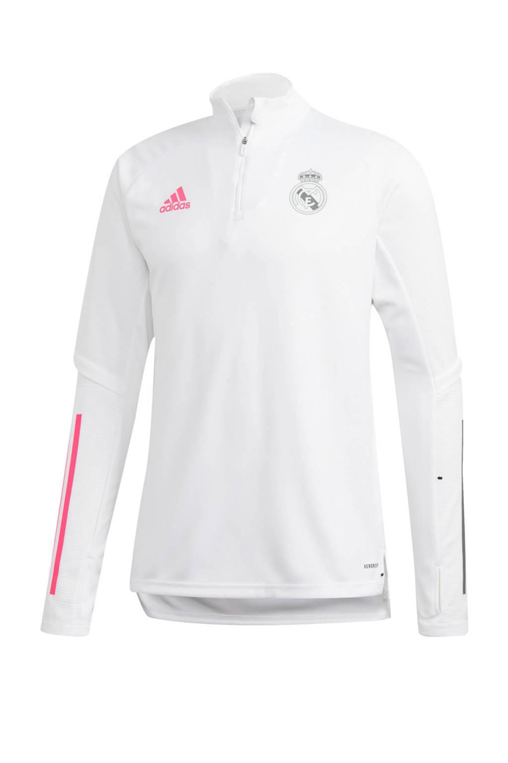adidas Performance  Real Madrid voetbalshirt, Wit