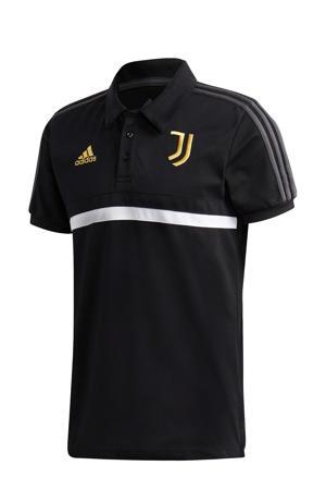 Senior Juventus polo zwart