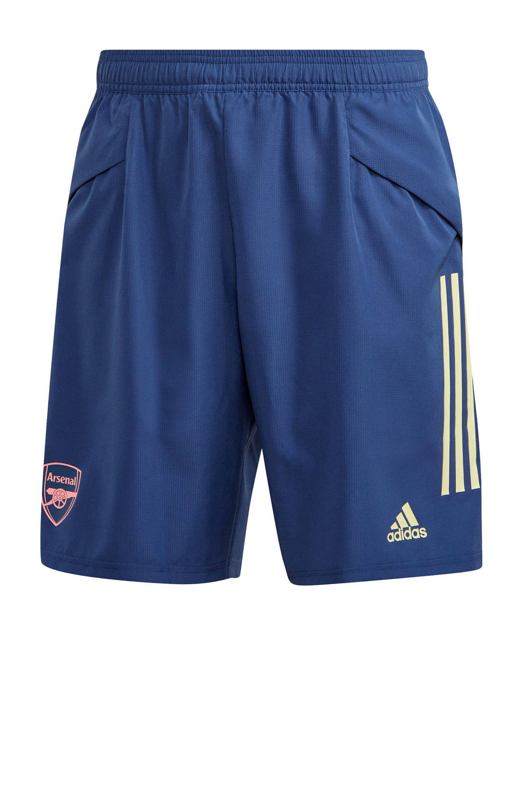 adidas Performance Senior Arsenal FC short blauw, Blauw