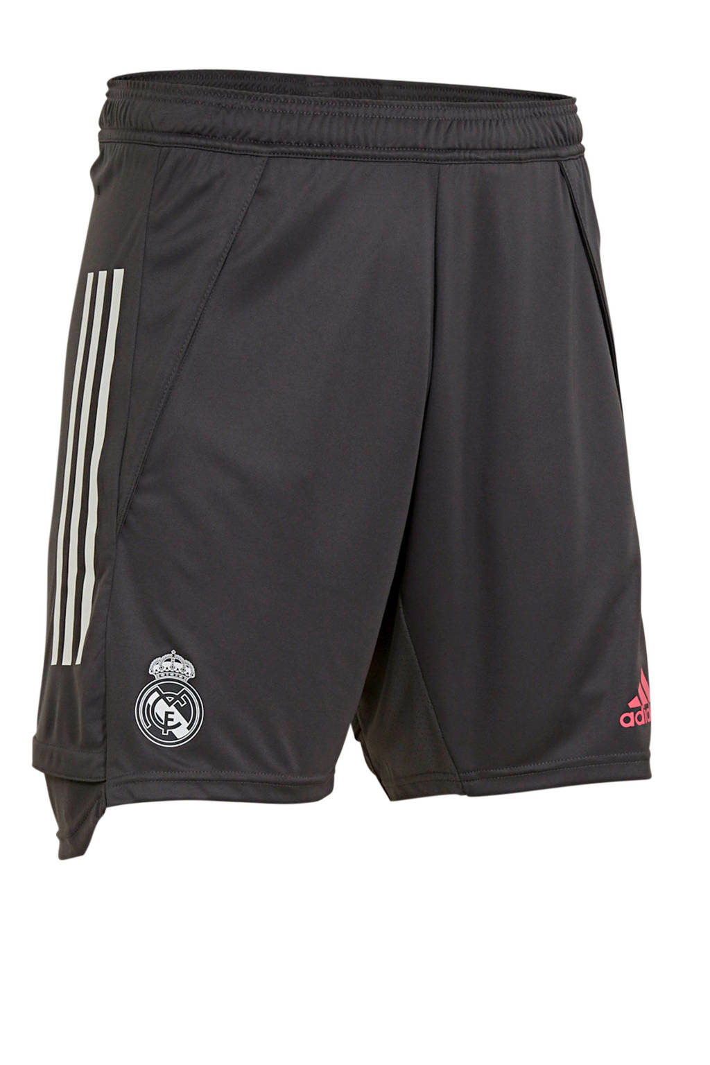adidas Performance Senior Real Madrid training short grijs, Grijs