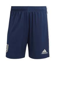 adidas Performance Senior Juventus uitshirt donkerblauw, Donkerblauw