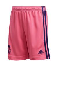 adidas Performance  Real Madrid uit short roze, Roze
