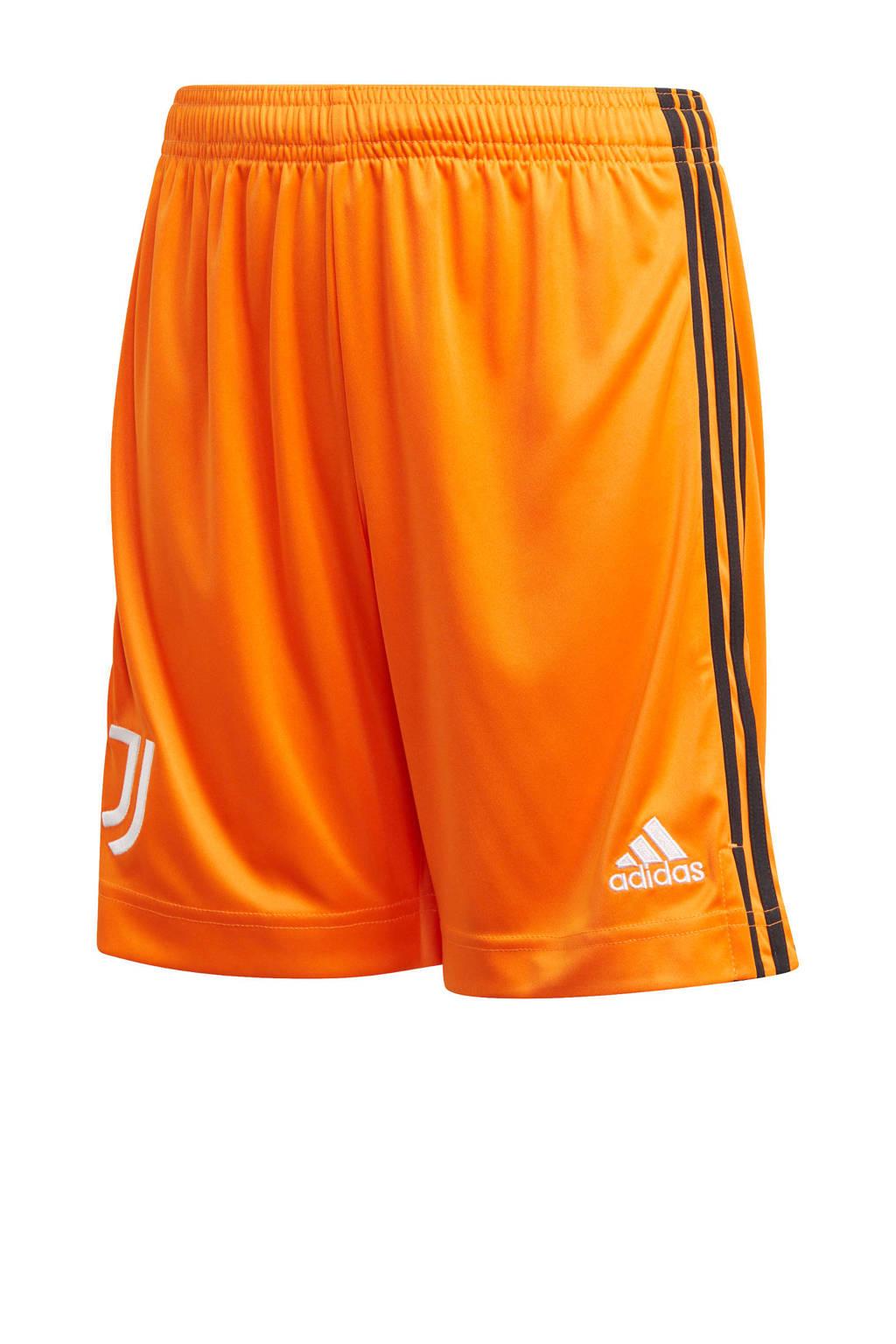 adidas Performance Junior Juventus derde short oranje, Oranje
