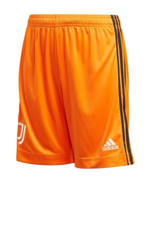 Junior Juventus derde short oranje