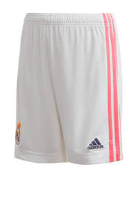 adidas Performance Junior Real Madrid thuis short wit, Wit
