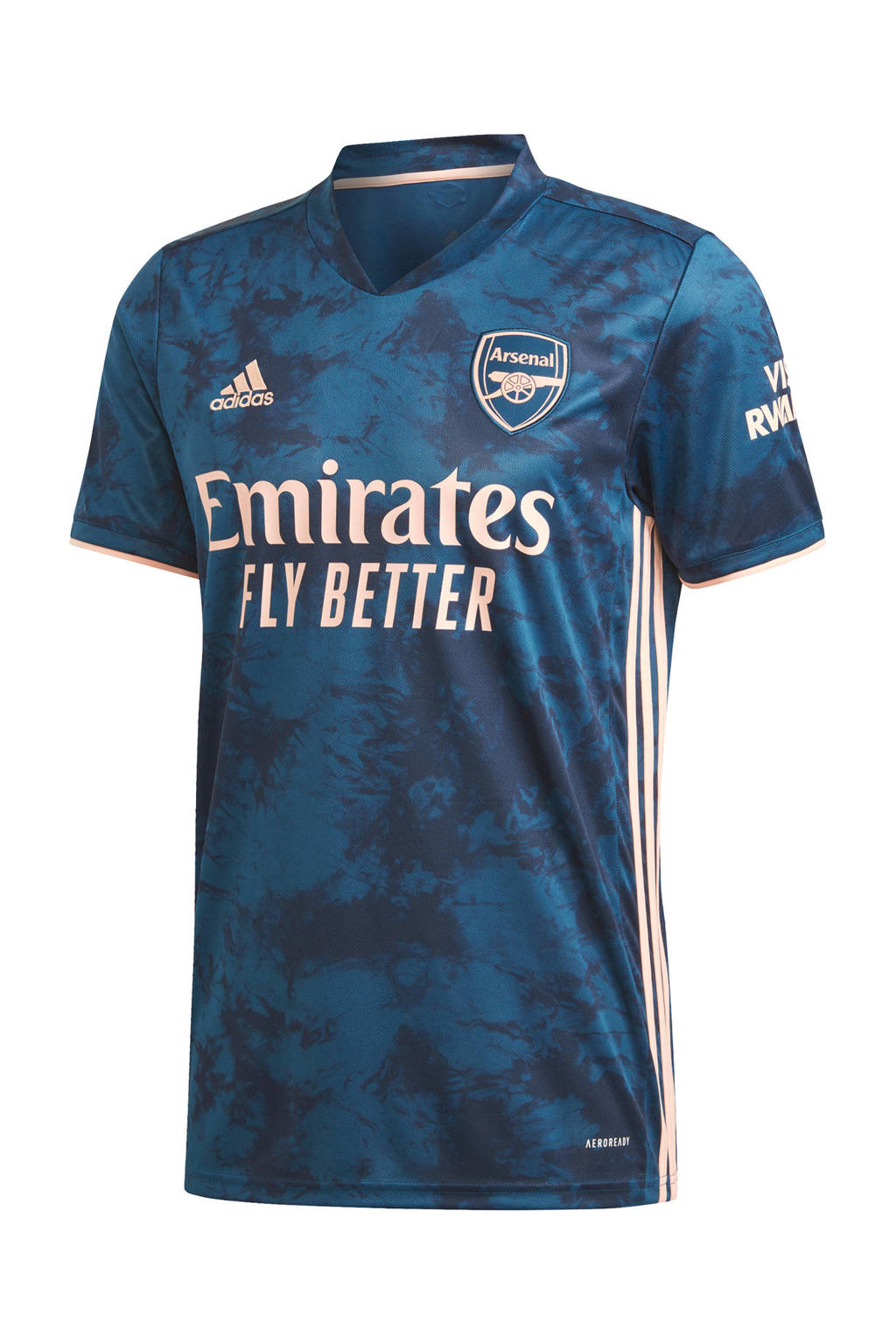 adidas Performance Senior Arsenal FC voetbalshirt, Blauw