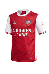 adidas Performance Junior Arsenal FC voetbalshirt Thuis, Rood/wit