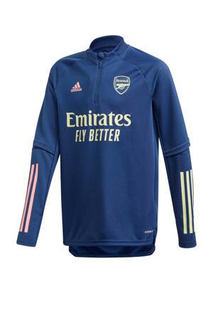Junior Arsenal FC training shirt blauw