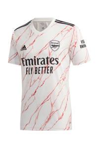 adidas Performance Senior Arsenal FC voetbalshirt, Wit/zwart