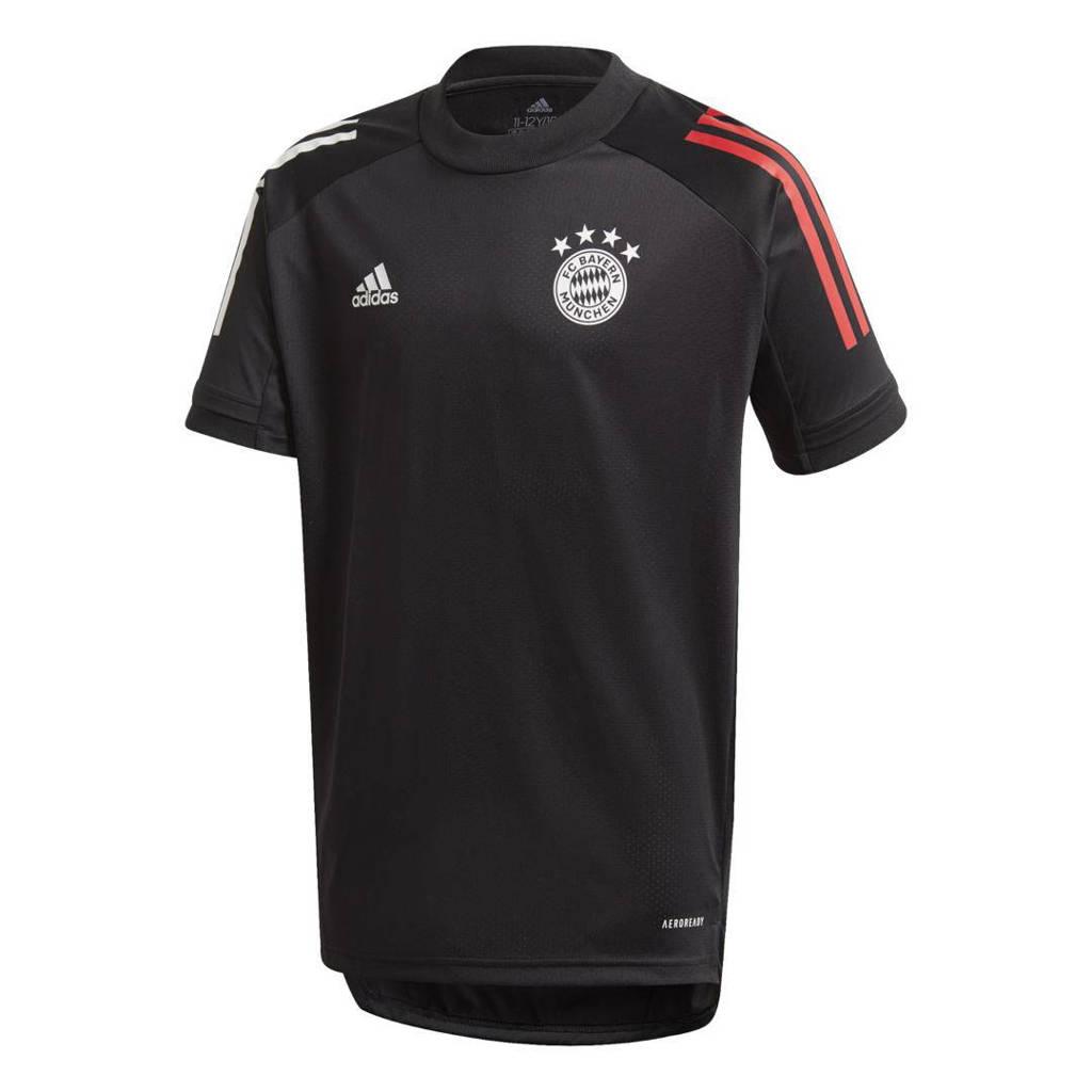 adidas Performance  FC Bayern München voetbalshirt zwart, Zwart