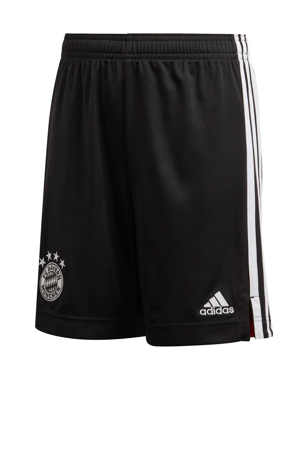 adidas Performance Junior FC Bayern München derde short zwart, Zwart