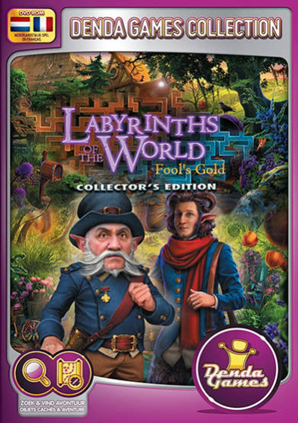 Labyrinths of the world - Fool's gold (Collectors edition) (PC)