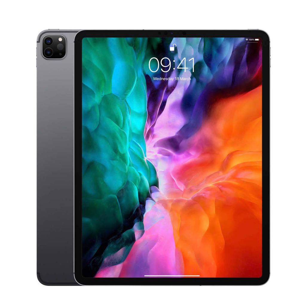 "Apple Wi-Fi + 4G 512GB tablet (Spacegrijs) iPad Pro 12.9""(2020), Grijs"