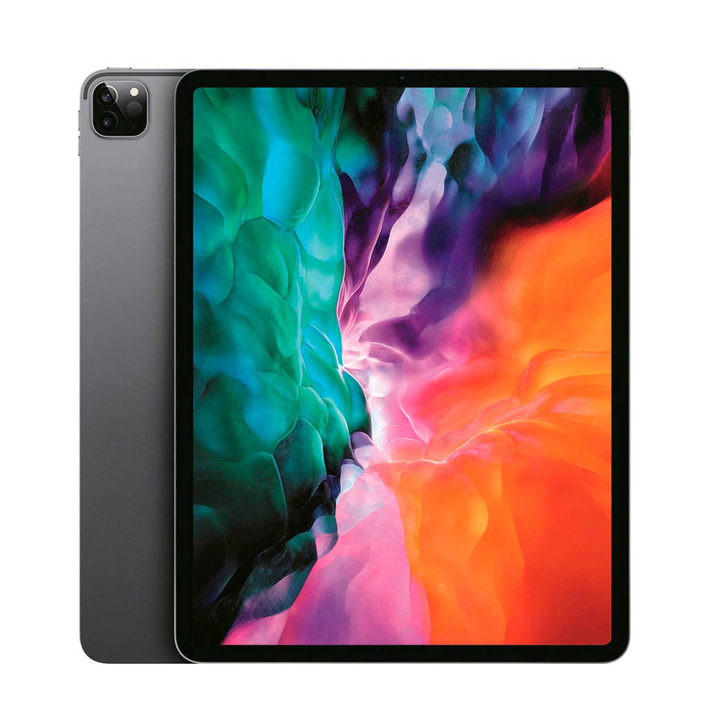 Apple WiFi 1 TB (Space Grey)  iPad Pro 12.9 inch (2020), Grijs